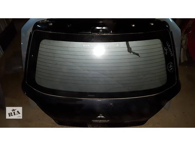 бу Б/у крышка багажника для легкового авто Mitsubishi Outlander в Ровно