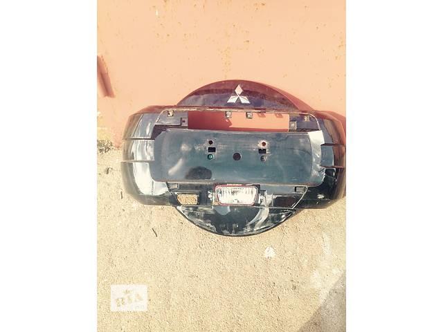 продам Б/у кришка багажника для легкового авто Mitsubishi Pajero Wagon бу в Чернигове