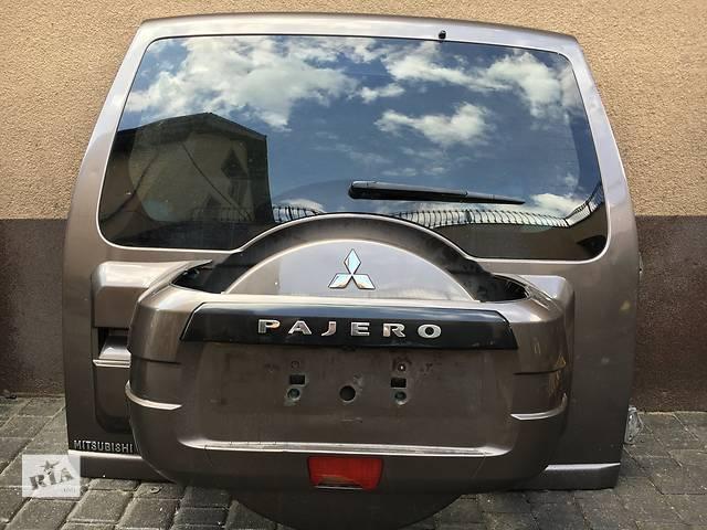купить бу Б/у крышка багажника для легкового авто Mitsubishi Pajero Wagon в Ровно
