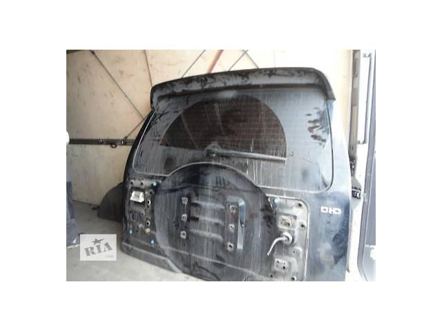 продам Б/у крышка багажника для легкового авто Mitsubishi Pajero Wagon бу в Ровно
