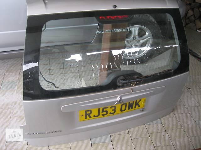продам Б/у крышка багажника для легкового авто Mitsubishi Space Star бу в Львове