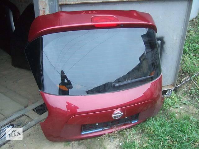 купить бу Б/у кришка багажника для легкового авто Nissan Juke в Ровно