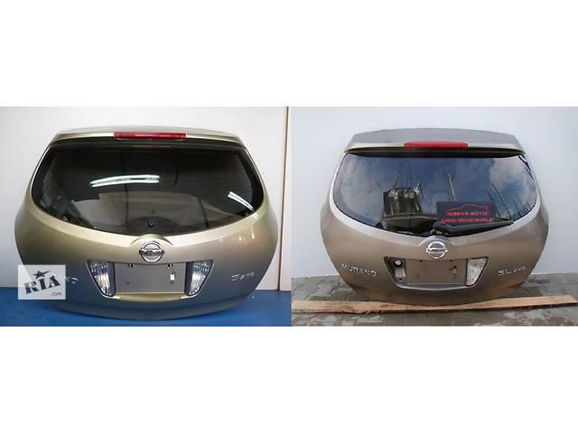 купить бу Б/у крышка багажника для легкового авто Nissan Murano z50 в Львове