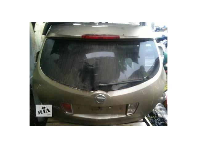 продам Б/у крышка багажника для легкового авто Nissan Murano бу в Ровно