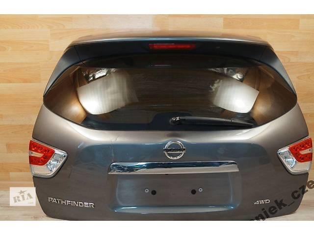 бу Б/у крышка багажника для легкового авто Nissan Pathfinder r52 12- в Львове