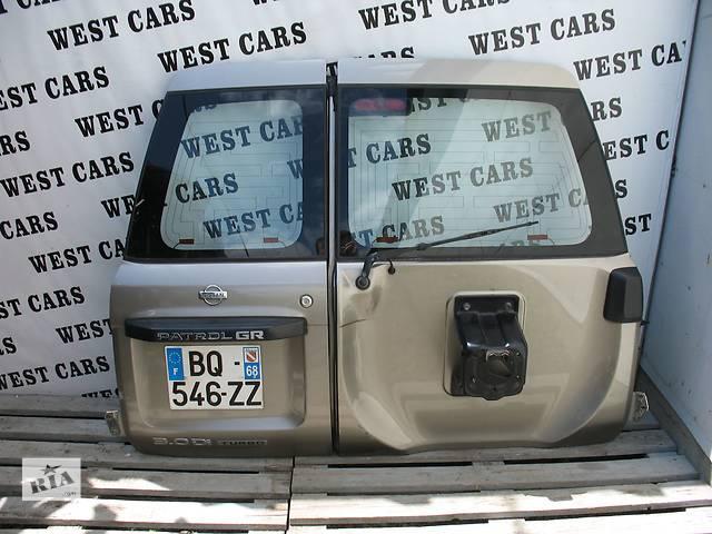продам Б/у крышка багажника для легкового авто Nissan Patrol GR бу в Луцке