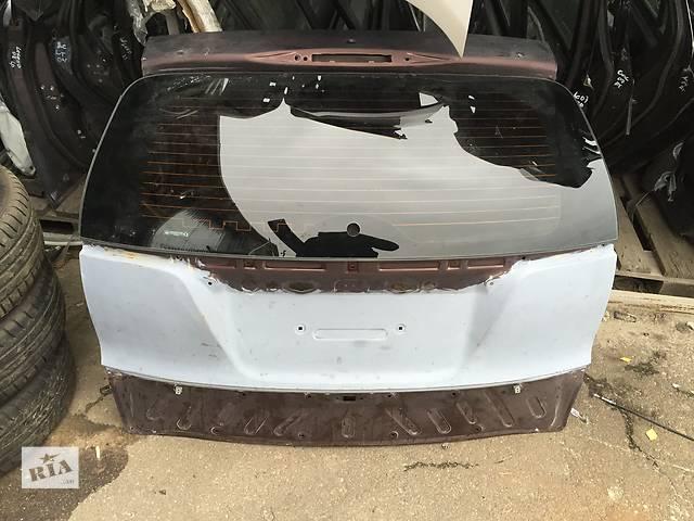 продам Б/у крышка багажника для легкового авто Nissan Qashqai бу в Ровно
