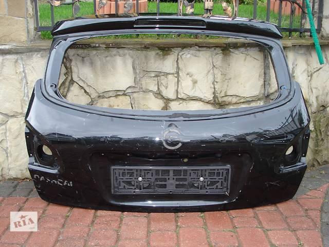 купить бу Б/у крышка багажника для легкового авто Nissan Qashqai в Львове