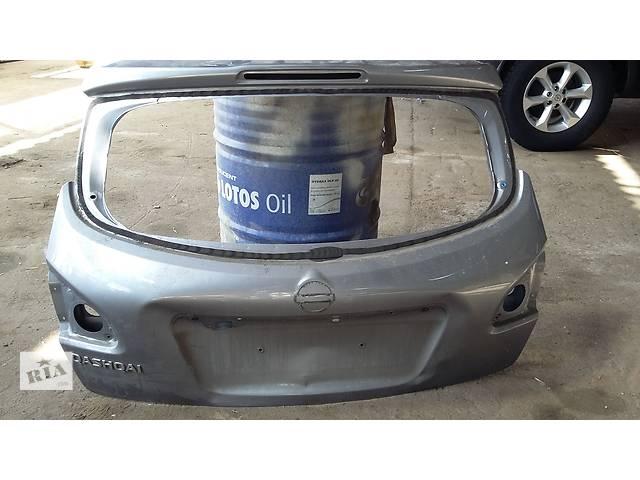 купить бу Б/у крышка багажника для легкового авто Nissan Qashqai в Киеве