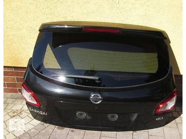 бу Б/у крышка багажника для легкового авто Nissan Qashqai в Львове