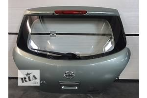 б/у Кришка багажника Nissan TIIDA
