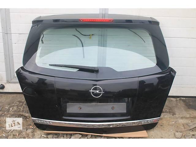 купить бу Б/у крышка багажника для легкового авто Opel Antara в Львове