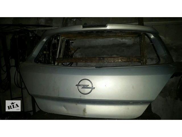 продам Б/у крышка багажника для легкового авто Opel Astra H Hatchback бу в Киеве
