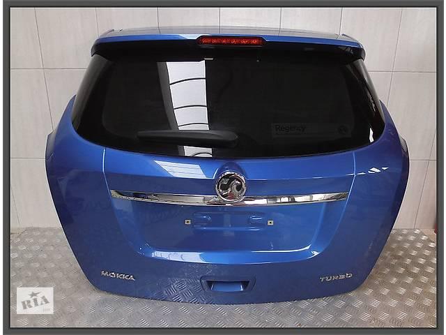 Б/у крышка багажника для легкового авто Opel Mokka- объявление о продаже  в Львове