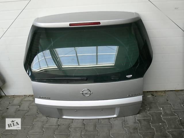 бу Б/у крышка багажника для легкового авто Opel Signum в Львове