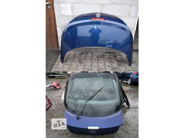 бу Б/у крышка багажника для легкового авто Opel Tigra в Львове