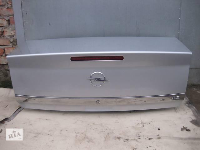 Б/у крышка багажника для легкового авто Opel Vectra C Вектра С- объявление о продаже  в Львове
