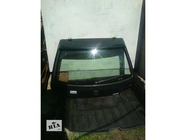 бу Б/у крышка багажника для легкового авто Peugeot 106 в Ковеле