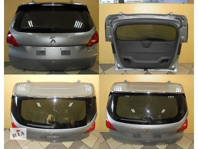 бу Б/у крышка багажника для легкового авто Peugeot 2008 в Львове