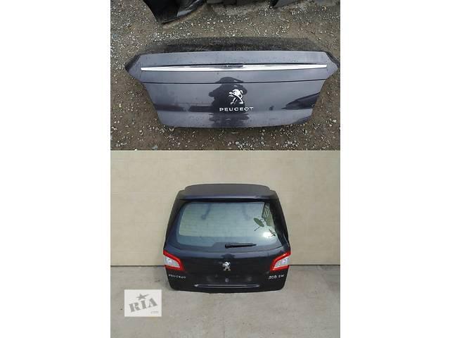 Б/у крышка багажника для легкового авто Peugeot 508- объявление о продаже  в Львове