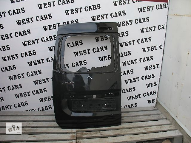 бу Б/у крышка багажника для легкового авто Renault Dokker в Луцке