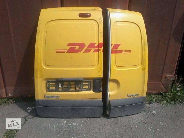 продам Б/у крышка багажника для легкового авто Renault Kangoo бу в Луцке