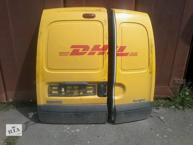 купить бу Б/у крышка багажника для легкового авто Renault Kangoo в Луцке