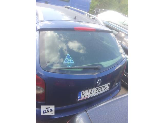 Кришка багажника  Renault Laguna II Hatchback 2001-06- объявление о продаже  в Львове