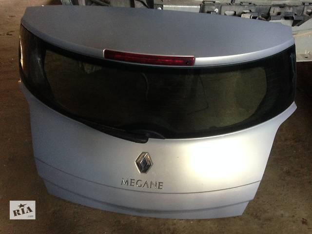 Б/у крышка багажника для легкового авто Renault Megane II- объявление о продаже  в Луцке