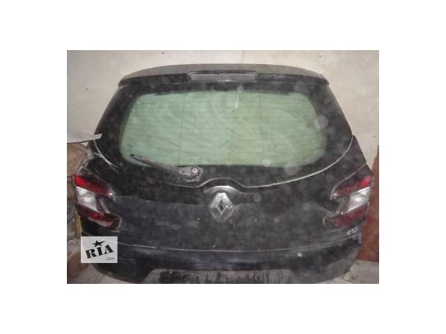 Б/у крышка багажника для легкового авто Renault Megane III- объявление о продаже  в Львове