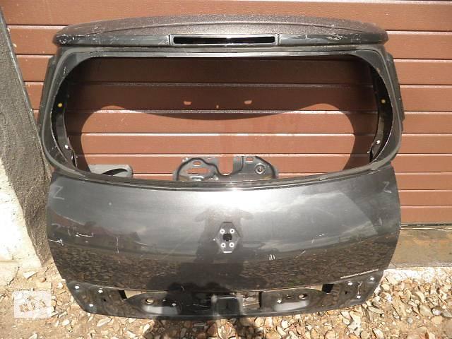 купить бу Б/у крышка багажника для легкового авто Renault Scenic в Львове