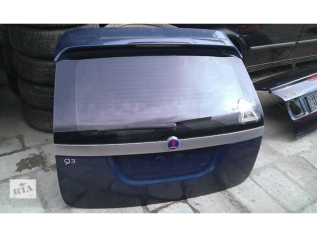 Б/у крышка багажника для легкового авто Saab- объявление о продаже  в Львове