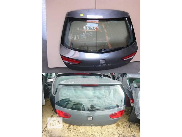 бу Б/у крышка багажника для легкового авто Seat Leon в Львове