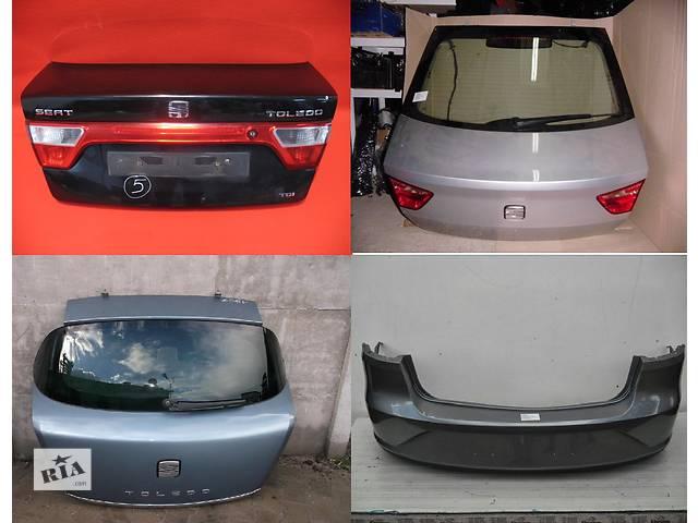 купить бу Б/у крышка багажника для легкового авто Seat Toledo в Львове