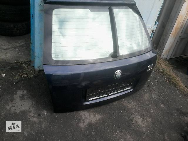 бу Б/у крышка багажника для легкового авто Skoda Fabia в Луцке