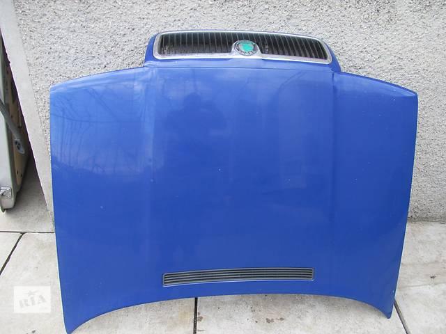 продам Б/у крышка багажника для легкового авто Skoda Favorit бу в Хусте