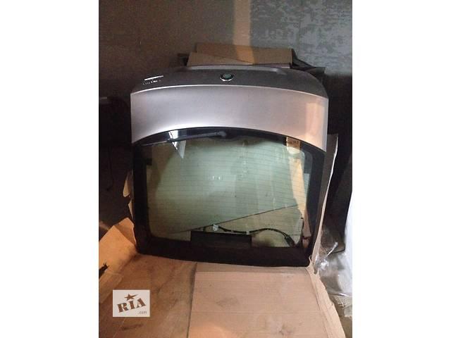 продам Б/у крышка багажника для легкового авто Skoda Octavia A5 бу в Львове