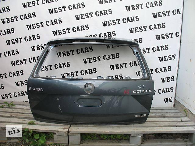продам Б/у крышка багажника для легкового авто Skoda Octavia NEW 2014 бу в Луцке
