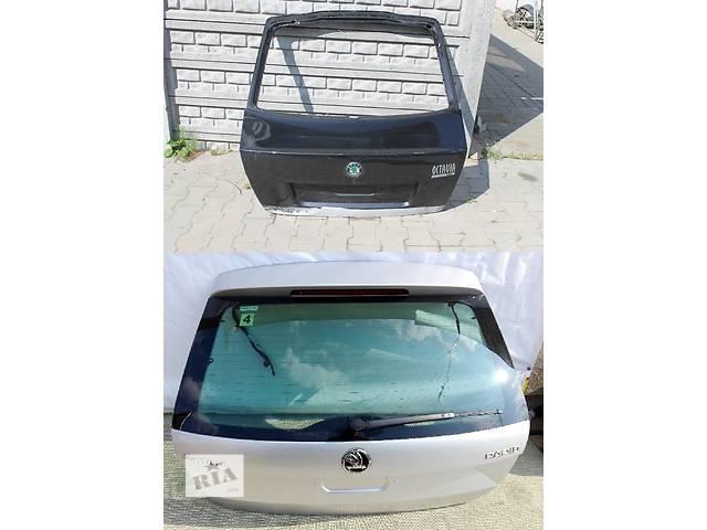 купить бу Б/у крышка багажника для легкового авто Skoda Rapid в Львове