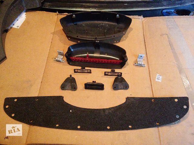 Б/у крышка багажника для легкового авто Skoda Roomster ДЕШЕВО В НАЯВНОСТІ- объявление о продаже  в Львове
