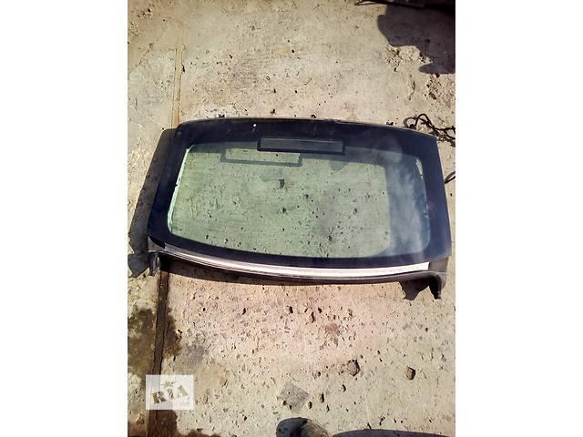 продам Б/у крышка багажника для легкового авто Skoda SuperB бу в Луцке