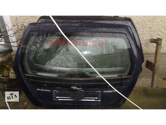 Б/у крышка багажника для легкового авто Subaru Forester 2007- объявление о продаже  в Коломые