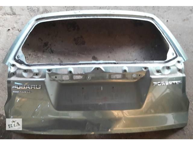 купить бу Б/у крышка багажника для легкового авто Subaru Forester в Киеве