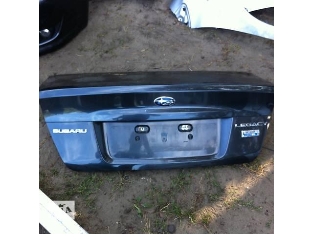 бу Б/у крышка багажника для легкового авто Subaru Legacy в Ровно