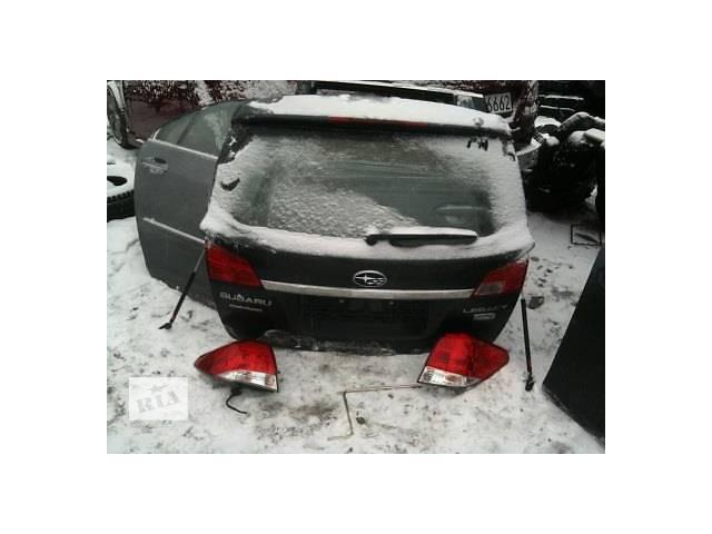 купить бу Б/у крышка багажника для легкового авто Subaru Outback в Ровно