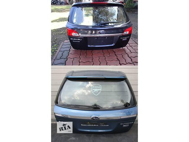 купить бу Б/у крышка багажника для легкового авто Subaru Outback в Львове