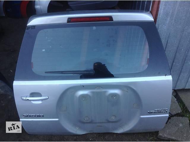 купить бу Б/у крышка багажника для легкового авто Suzuki Grand Vitara в Киеве