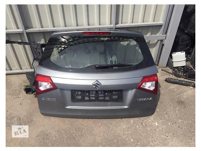 купить бу Б/у крышка багажника для легкового авто Suzuki Grand Vitara в Ровно