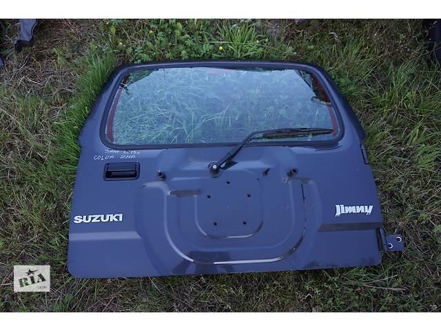 Б/у крышка багажника для легкового авто Suzuki Jimny- объявление о продаже  в Львове