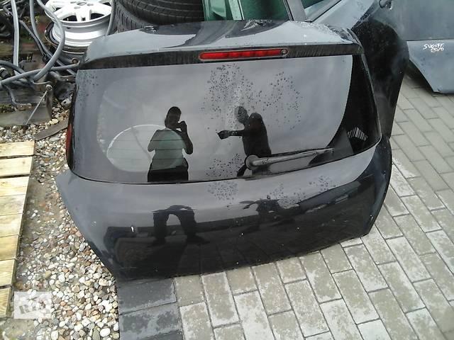 продам Б/у крышка багажника для легкового авто Suzuki Swift бу в Львове